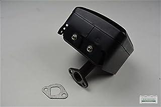Tubo di scarico silenziatore della marmitta di scarico silenziatore adatto LONCIN G200F/D