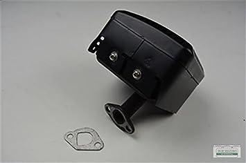 Auspuff Auspufftopf Schalld/ämpfer passend Honda GX160 Komplett