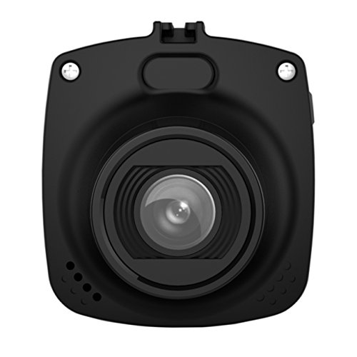Pruveeo P5 FHD 1080P Dash Cam with WiFi, 160 Degree Wide Angle Dashboard Camera