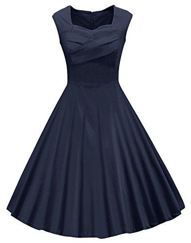 Buy bridesmaid dresses vintage look - 7