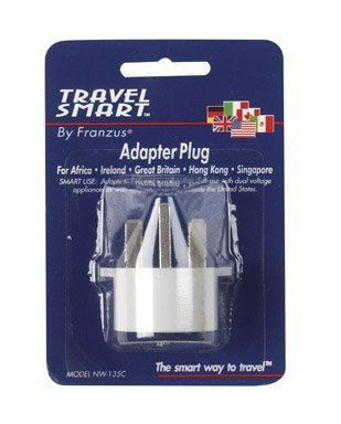 Nw135c Adapter Plug - Franzus Nw135c Travel Lite Adapter Plug by Franzus