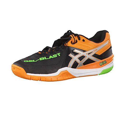 Uomo Sportive orange Asics Blast 6 Gel Scarpe Black RwCgpv