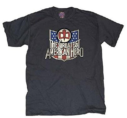 Greatest American Hero The shirt black ()