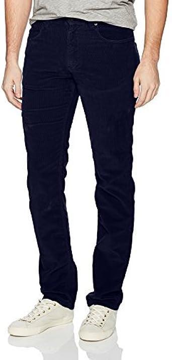 Bugatchi Mens Cotton Five Pocket Jeans