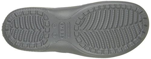 Freesail W Punta silver Chiusa Donna Argento Clog A Sandali Crocs wRd1g4Eqw