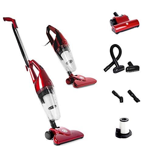 Duronic VC7 HEPA Filter Bagless Upright Handheld Stick Vac Vacuum Cleaner -...