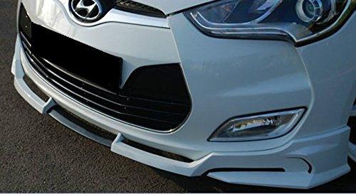 Amazon Com Carbon Fiber For Hyundai Veloster F35 Style Front Bumper
