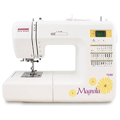 Janome 7330 Magnolia Computerized Stitches product image