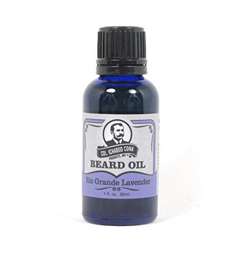 Colonel Conks Natural Beard Oil product image