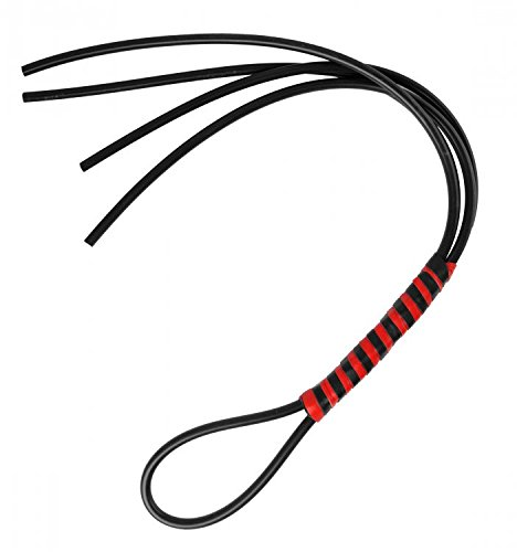Strict Leather Heavy Duty Silicone Flogger by Strict Leather