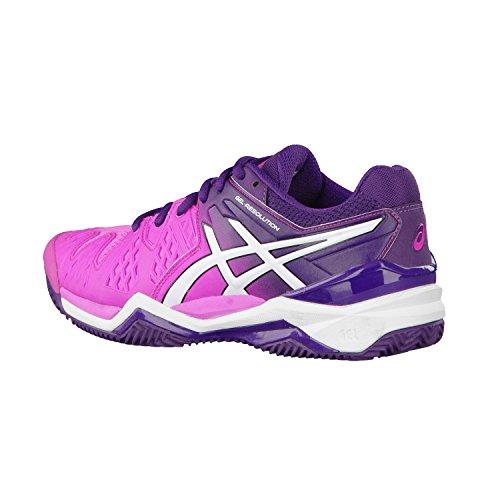 Rose Gel Tennis Resolution 6 E553J3537 Asics q7xpOFw