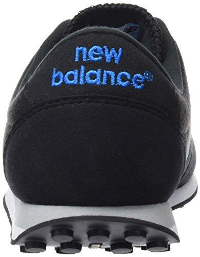 New Blue Balance Clásico U410 Funktionsschuh Unisex Schwarz Black rrpfR1y