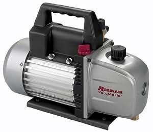 Robinair (15310) VacuMaster Single Stage Vacuum Pump - Single-Stage, 3 CFM