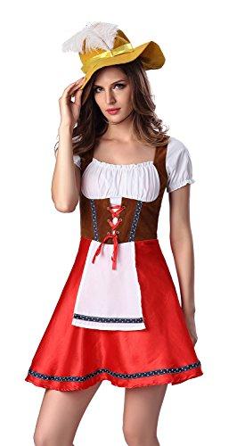 Mumen (Beer Maids Costume)