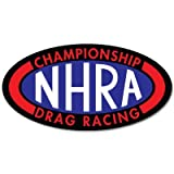 NHRA National Drag Racing Vynil Car Sticker Decal - Select Size