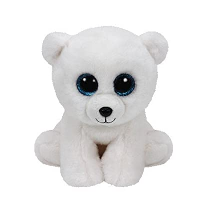 2a41a02403b Image Unavailable. Image not available for. Color  Ty Beanie Babies Arctic  - Polar Bear
