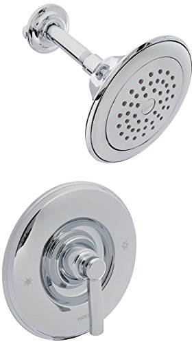 Rothbury Moentrol Valve (Moen TS3212 Rothbury Moentrol Shower Trim Kit without Valve, Chrome)