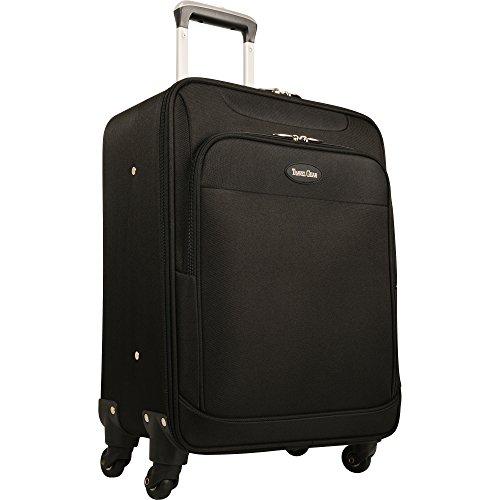 Amazon.com | Travel Gear Star Bright 5 Piece Luggage Set, Black ...