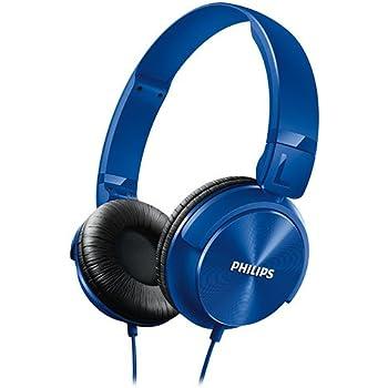 Philips SHL3060BL/27 Headphones, Blue