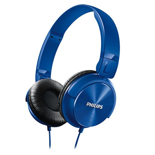Philips SHL3060BL 27 Headphones Blue