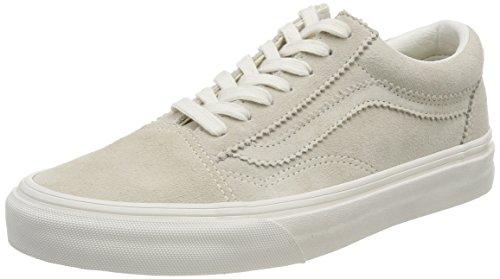 Suede Skool Vans Beige Damen Pinked Sneaker Old xSSqBwv
