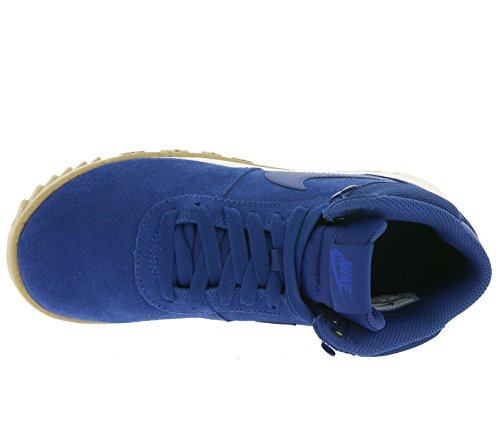 NIKE capot Pays Suede High Top Sneaker Ladies