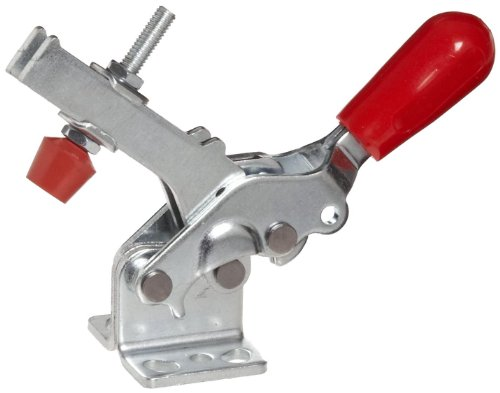DE-STA-CO 2002-U207 Vertical Handle Hold Down Toggle Clamp With 207 Mounting Pattern by De-Sta-Co
