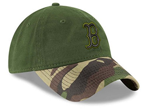 306ee25e17c Boston Red Sox Camouflage Caps