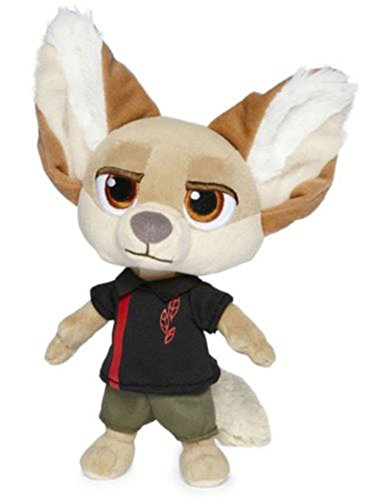 New Disney's Zootopia Finnick Plush 7
