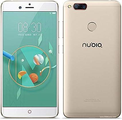 Nubia Z17 Mini Smartphone, Qualcomm Snapdragon 652 Octa Core, 5.2 ...