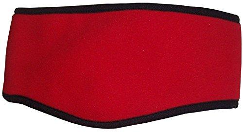 N'Ice Caps Kids 2 Ply Micro Fleece Earlap Headband With Stretch Binding