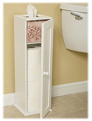Mobiletto Porta Carta Igienica.Wooden Floor Standing Porta Rotolo Di Carta Igienica