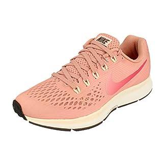 Nike Women's Air Zoom Pegasus 34 Running Shoe (6.5, Rust Pink Tropical Pink)