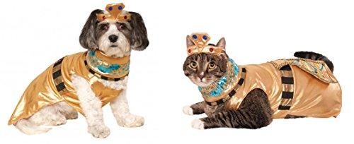 Faerynicethings Cleopatra Pet Costume - Small ()