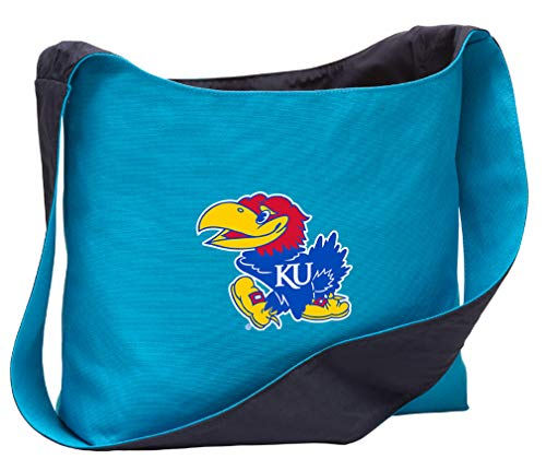 Broad Bay University of Kansas Shoulder Bag KU Jayhawks Sling Totes (Bag Sling Jayhawks Kansas)