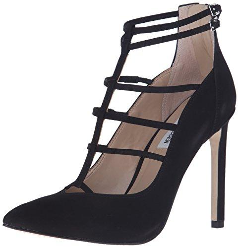 Steve Madden SMSPRAZED-Blk Zapatos de Tacón Mujer Negro