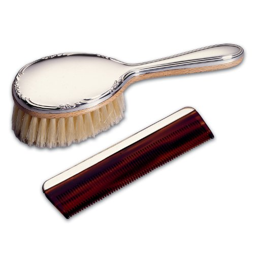 Lunt Sterling Girl's Brush and Comb Set