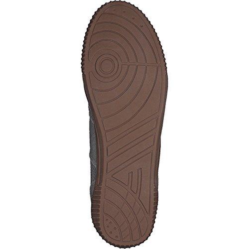 Scarpa Argent pour Femmes Sneakers Linea Toscane Lacets à zA1n4dq