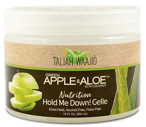 (Taliah Waajid Green Apple & Aloe Nutrition Hold Me Down! Gelle 12oz)
