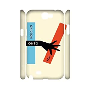 Twenty One Pilots Discount Personalized 3D Cell Phone Case for Samsung Galaxy Note 2 N7100, Twenty One Pilots Galaxy Note 2 N7100 3D Cover
