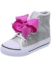 JoJo Siwa Girls Toddler JoJo Legacee High-Top Sneaker