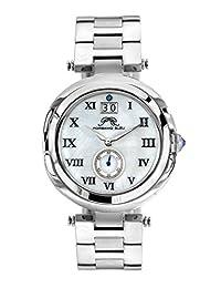 Porsamo Bleu South Sea Stainless Steel Silver Tone Women's Watch 103ASSS