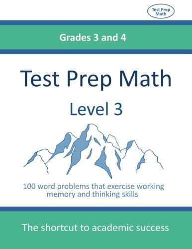 Test Prep Math: Level 3: Brian P Murray: 9781517312015: Amazon.com ...