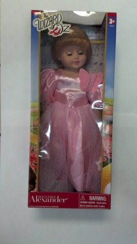 The Wizard of Oz: Glinda the Good Witch 18 Inch Doll by Madame Alexander