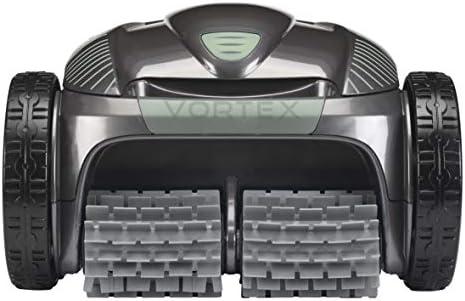 Zodiac WR000263 Vortex AV35050 – Robot nettoyeur de fond autonome pour piscine, fond seul, fond/parois/ligne d'eau - Home Robots