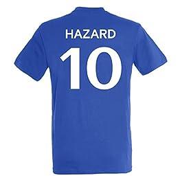 T-Shirt Chelsea - Eden Hazard - Collection Officielle Chelsea FC - Taille Enfant