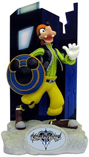 Disney Kingdom Hearts Resin Paperweight - Goofy