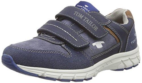 Tom Tailor Kids Tom Tailor Kinderschuhe, Jungen Sneakers, Blau (navy), 34 EU