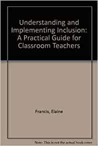 understanding inclusive learning and teaching essay The topic researched is inclusive learning inclusive learning and learning styles education essay activities that have the same skills and understanding but.