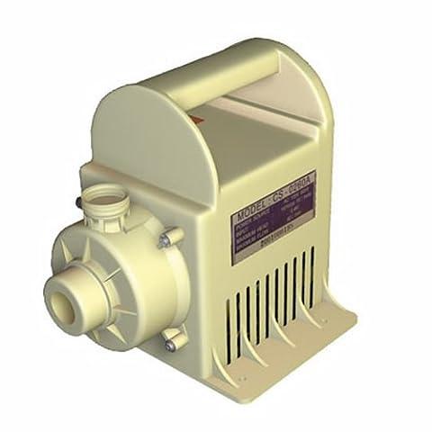 1/4 HP Water Pump, 1250 gph - 0.25 Hp Water